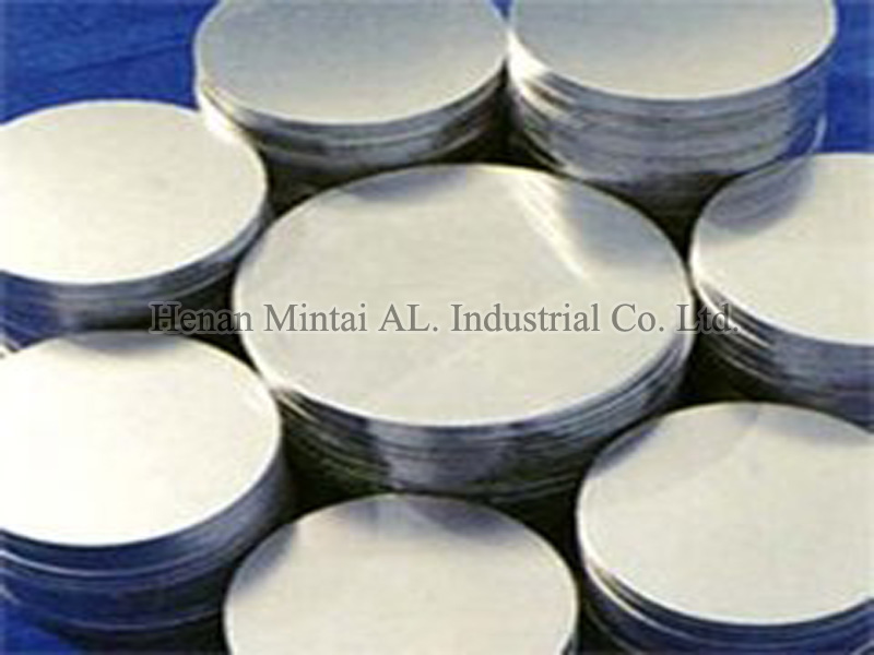 Aluminium circle sheet for cookware /DDQ Metal aluminium circle