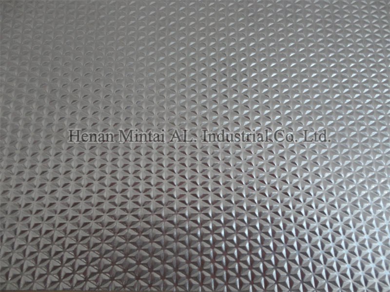 Embossed Aluminum Sheet Aluminum Sheet Emboss For