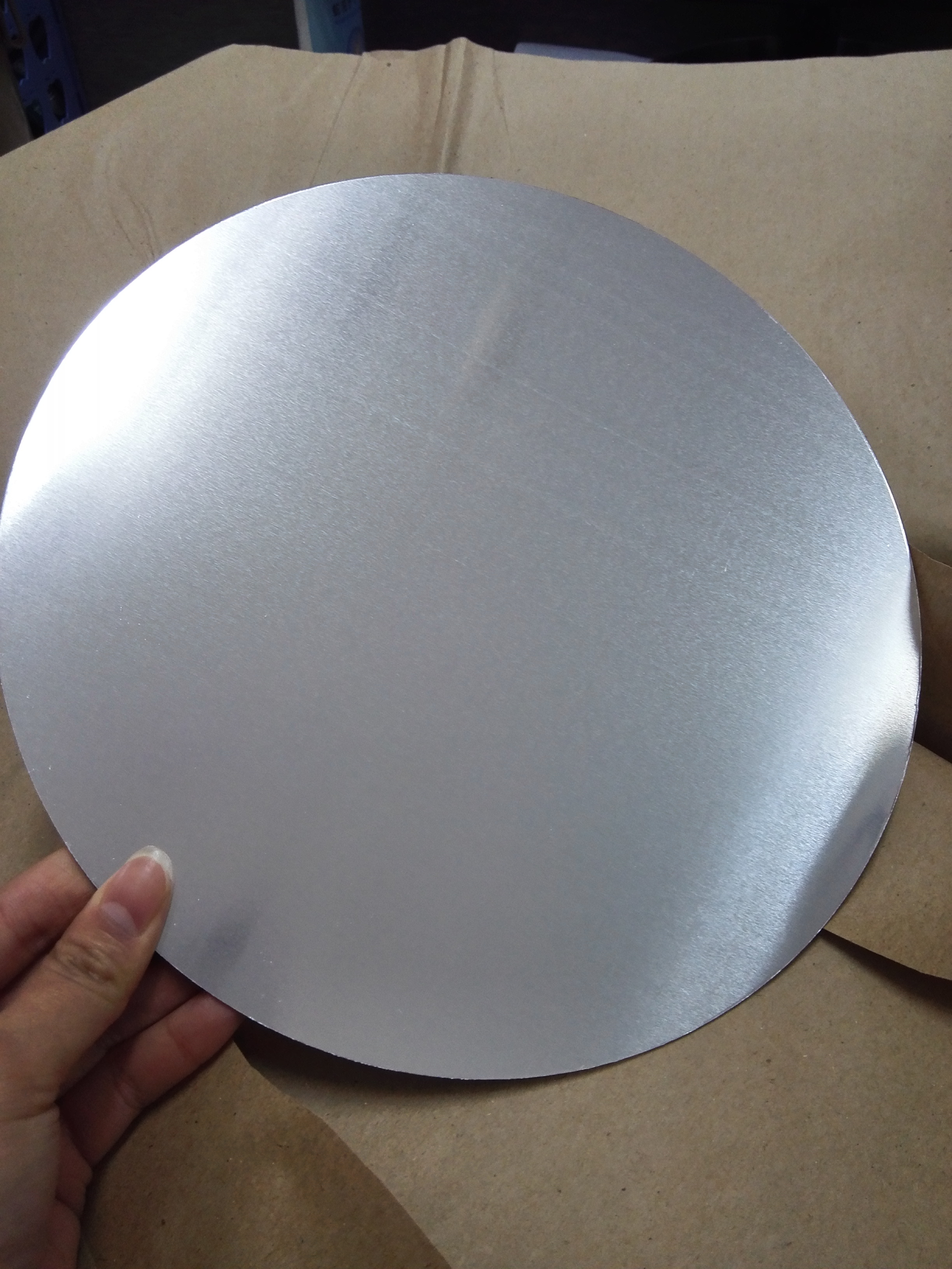 Aluminum circle round sheet for spinning Alloy:1050/1060/1100/3003/5052