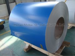 Aluminum coated  Coil for gutter Alloy:1050,1060,1100,3003,3105