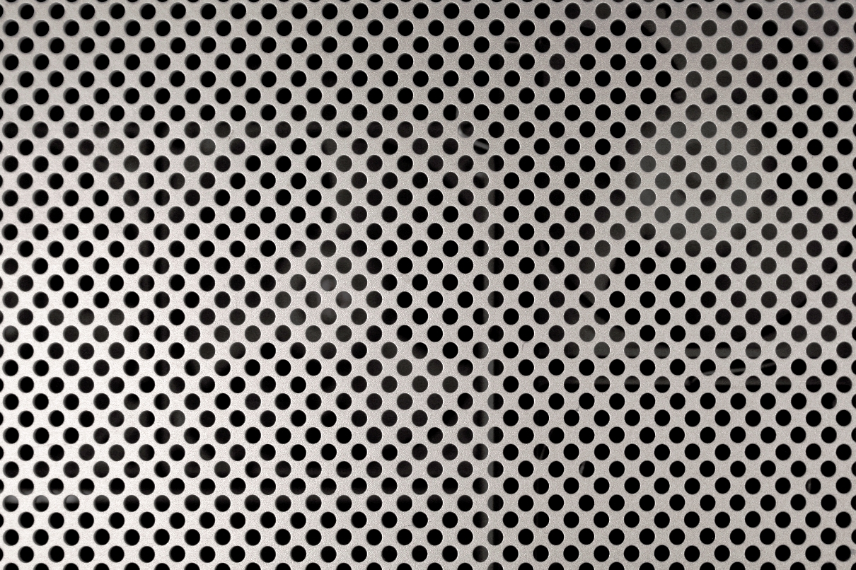 Perforated Aluminum Panels : Aluminum perforated decorative carved panel